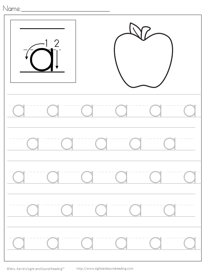 Handwriting Free Handwriting Practice Worksheets for Kids – Free Printing Worksheets