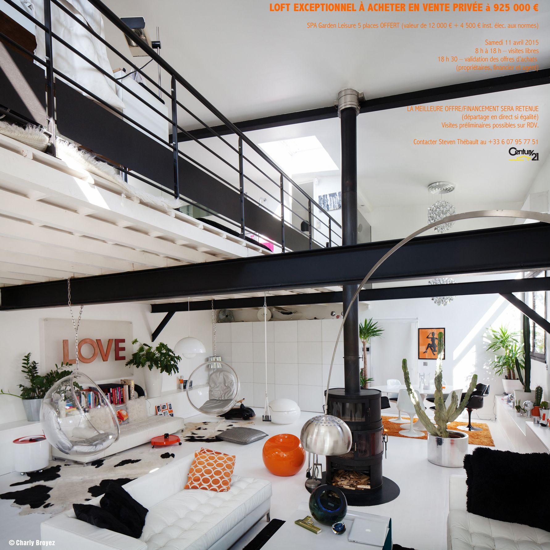 intrieur de 170 m2 dont sjour de 93 m2 cuisine avec lot central salle manger salon lounge 550 m hsp pole scandinave central avec chemine - Cuisine Avec Salle A Manger Integree
