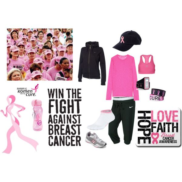 Race For The Cure By Magnoliagirl On Polyvore Health