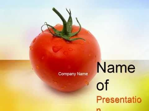 natural nutrition powerpoint template youtube http youtu be