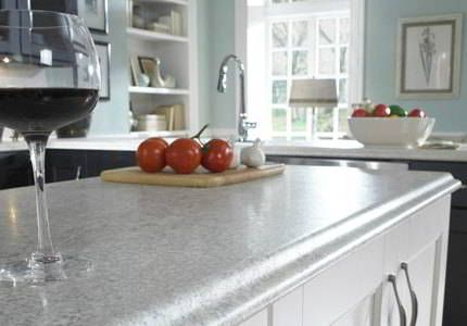 Awesome Updated Laminate Countertops Are A Popular Pick.