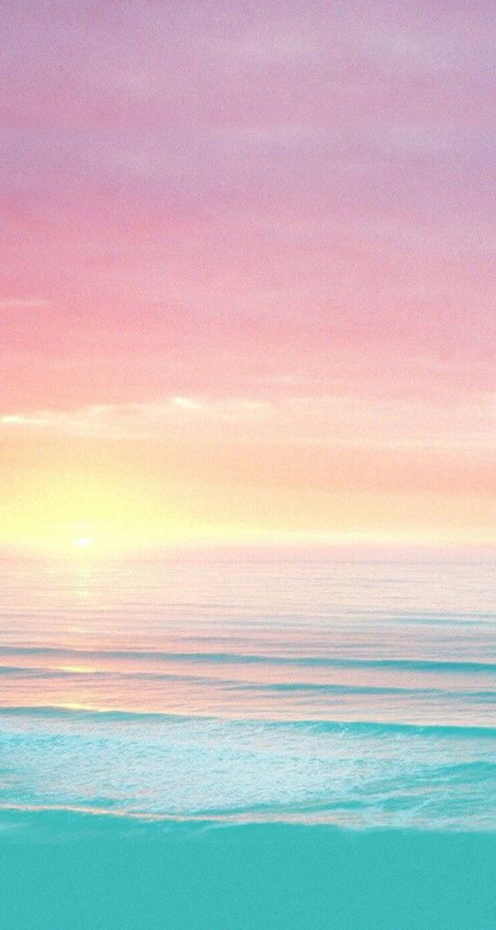 Pastel Pink Sunset Iphone Wallpaper Sunset Iphone Wallpaper
