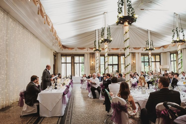 Beamish Hall Wedding In The Winter Gardens Exclusive Use Wedding