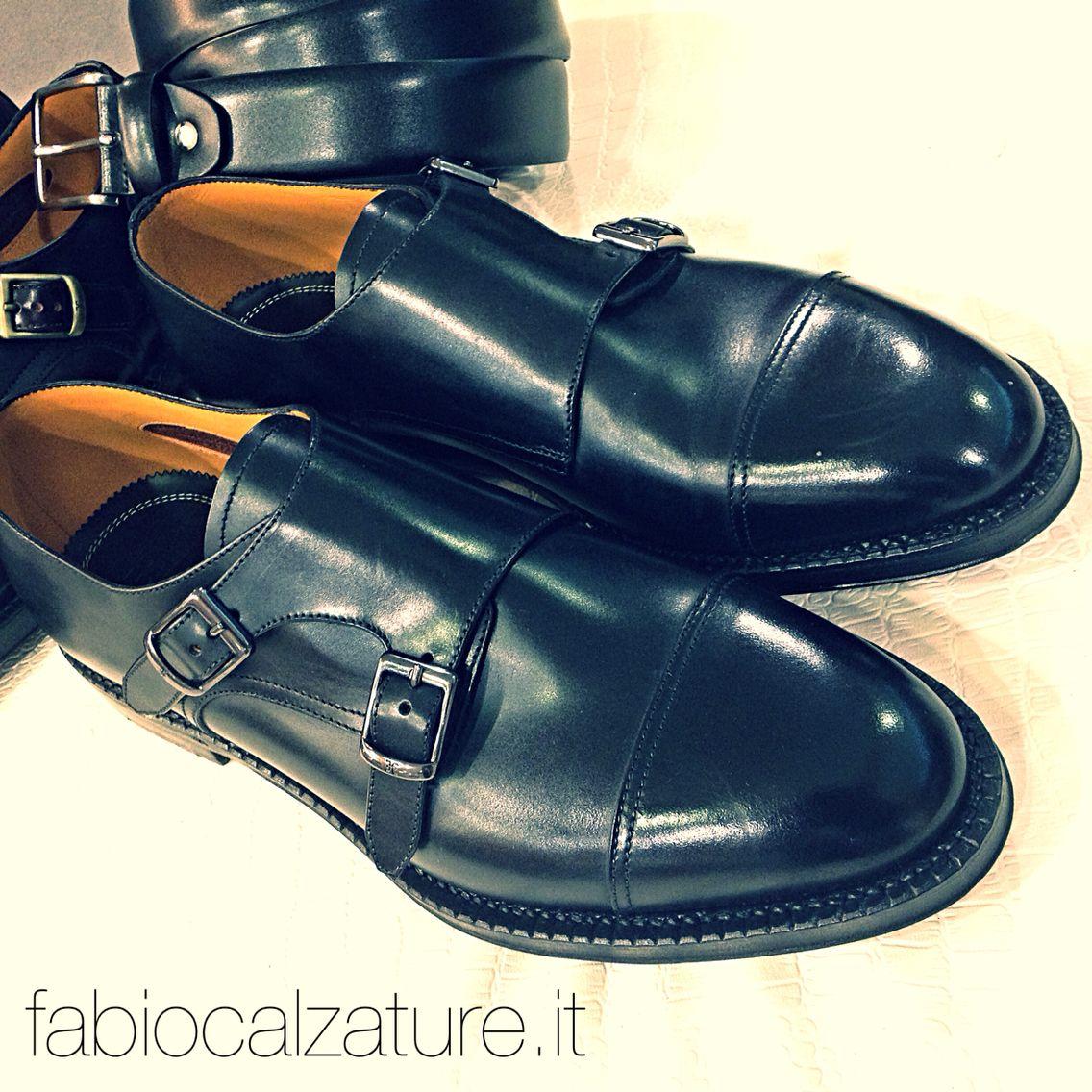 Scarpa elegante uomo Fabi con doppia fibbia! Produzione Made in Italy, massima qualità! Disponibile anche sul nostro shop online www.fabiocalzature.it/shop