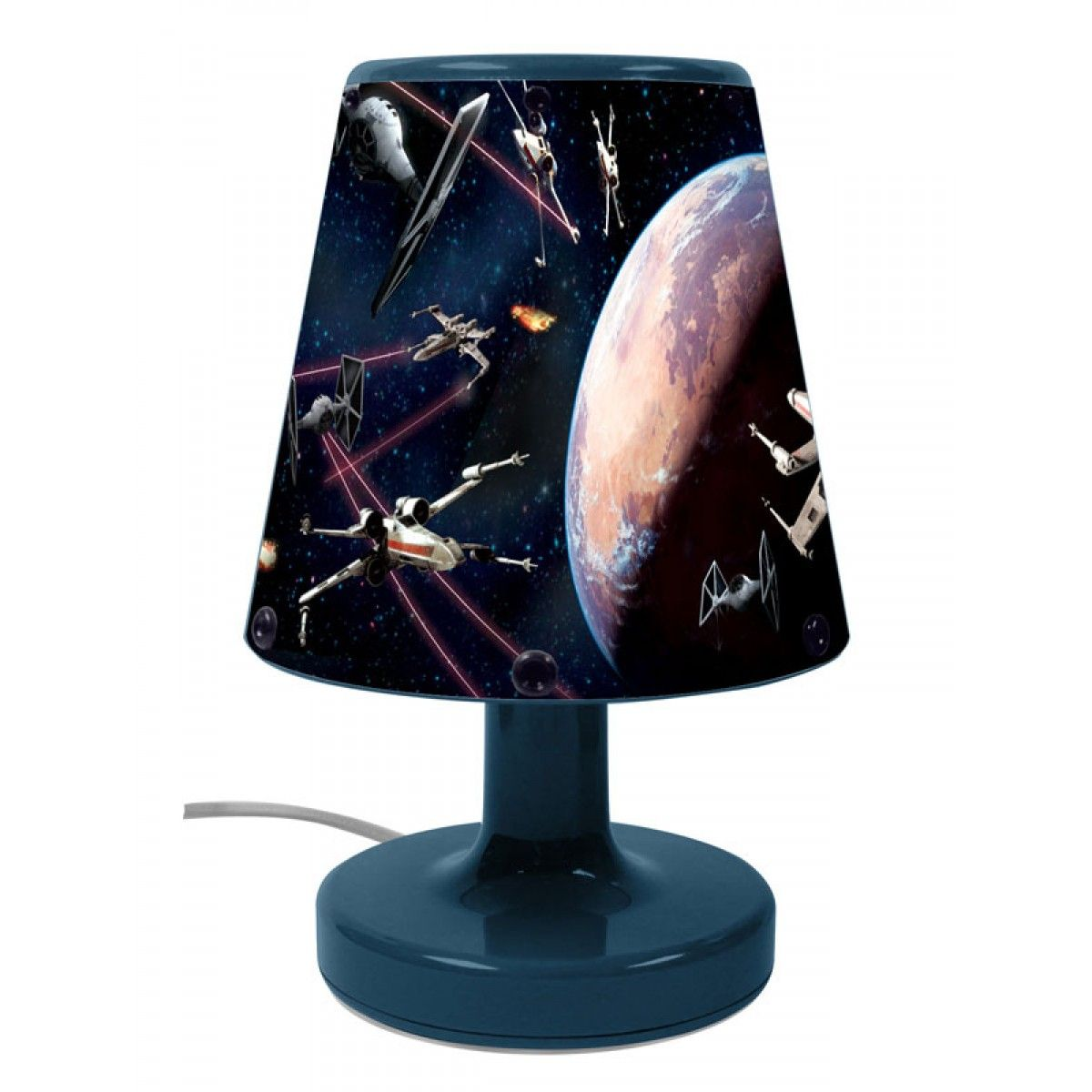 Star Wars Tapered Ceiling Light Shade Star Wars Bedroom Star Wars Lamp Bedside Lighting