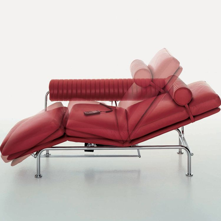 The Up And Down Recliner Is A Sofa That Transforms Into A Chaise Lounge By  Using