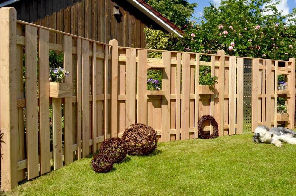 Sichtschutzzaun Gartenzaun Aalborg Rankgitter Vogelhaus Regal Zaun Larche Neu Sichtschutz Garten Holz Sichtschutz Garten Gartengestaltung Ideen