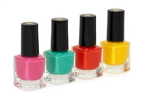 Kate Spade nail polish! I did not know Kate did nail Polish*