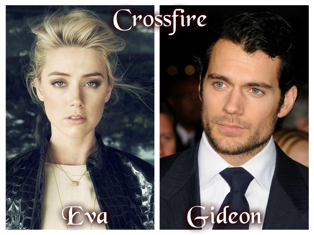 #crossfire (Amber Heard and Henry Cavill)