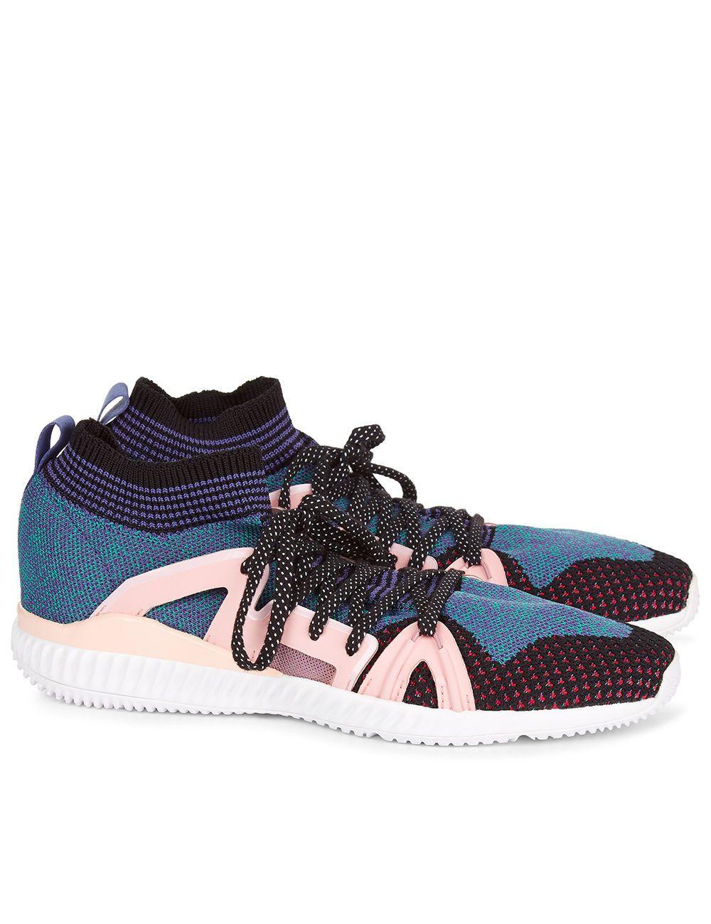ADIDAS BY STELLA MCCARTNEY Multi Crazy Train Bounce Trainers.   adidasbystellamccartney  shoes  trainers 988d4fed9