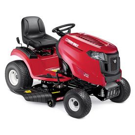 Troy Bilt Tb1942 19 Hp Hydrostatic 42 In Riding Lawn Mower 13ala1ks066 Riding Lawn Mowers Electric Riding Lawn Mower