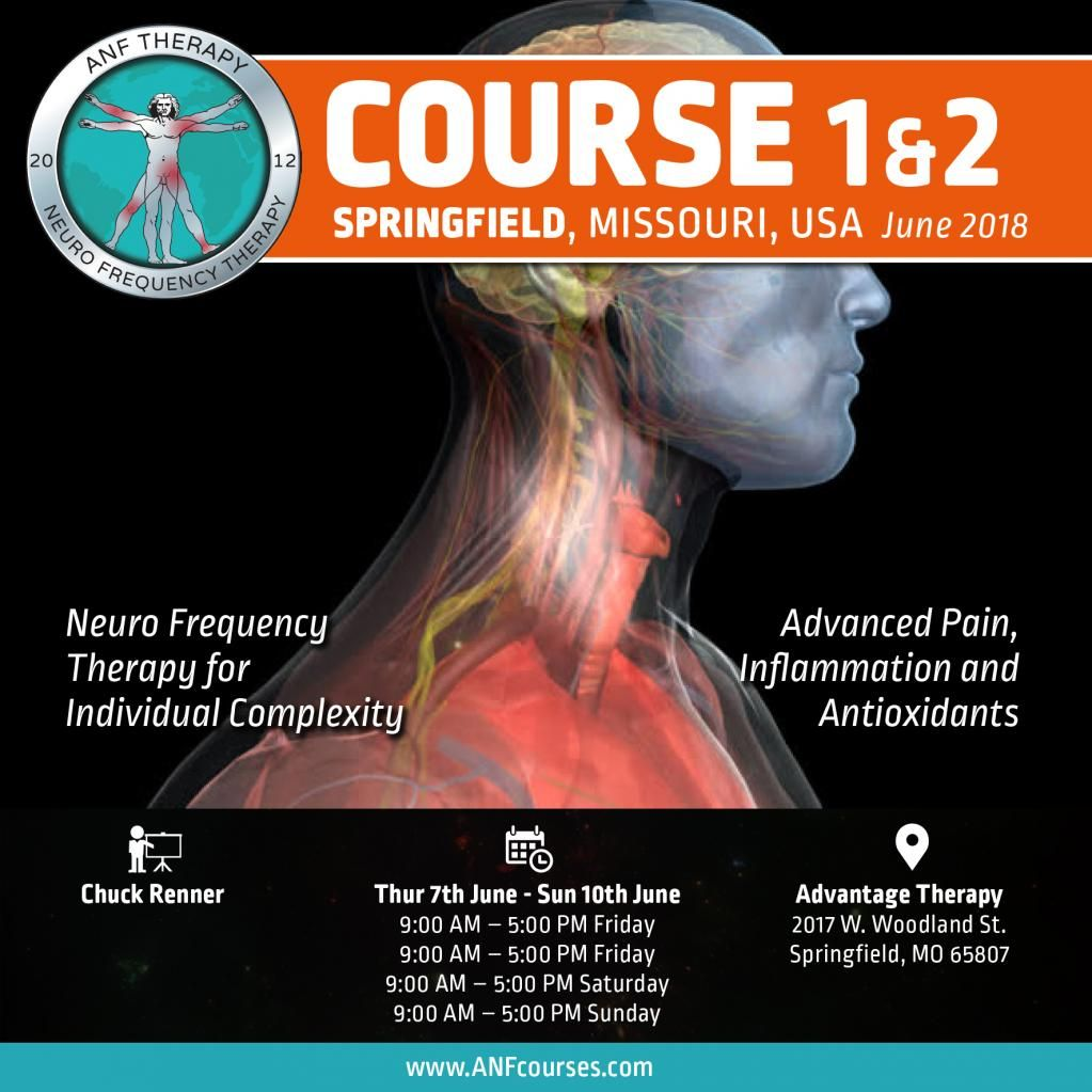 Pin en ANF Therapy Health Education / Courses