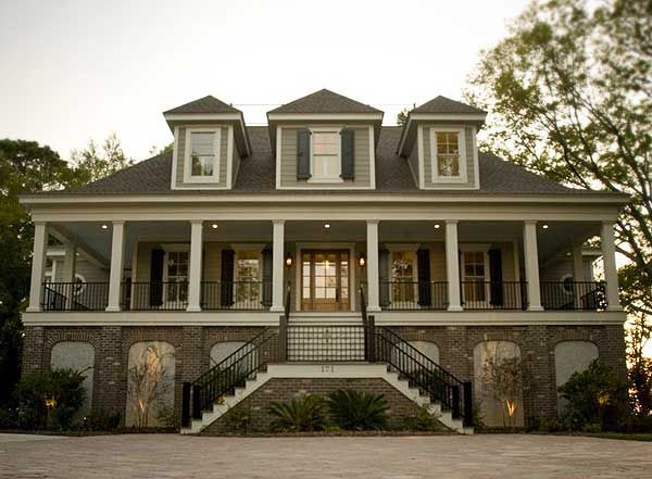 Plan 60028rc Spacious Low Country Home Plan Charleston House Plans Country House Plans Low Country Homes