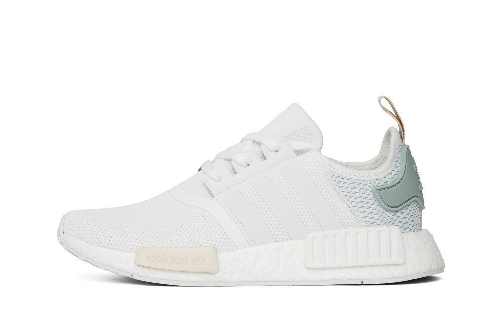 396ad89aa Women s Adidas NMD R1 Runner Boost Nomad BY3033 5-9 White  adidas  NMD