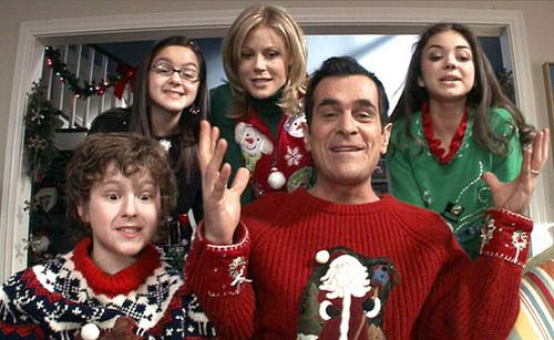 Television and Film's Ugliest Christmas Sweaters: Surviving ...