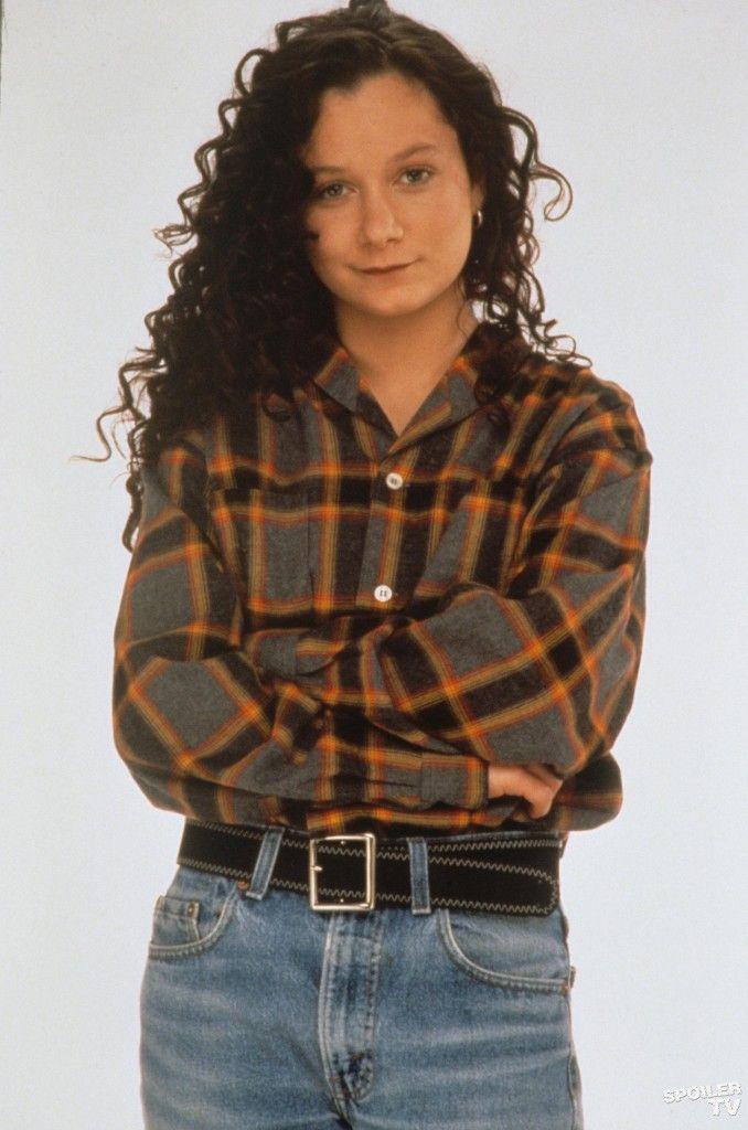 Roseanne - Sarah Gilbert Idek Her Hair Is Perfect Though -1437