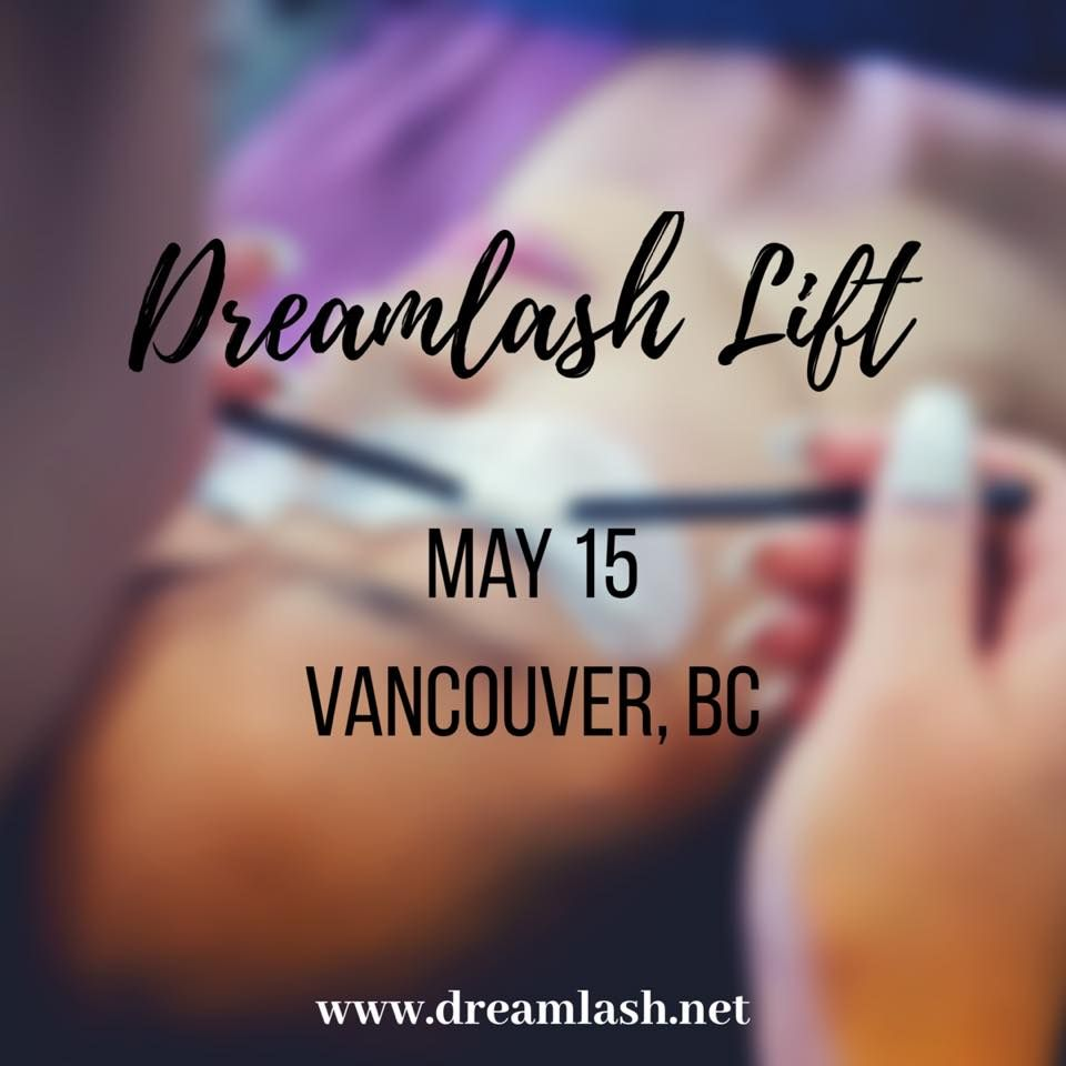 Lash Lift Courses in Canada Lash lift training, Lashes