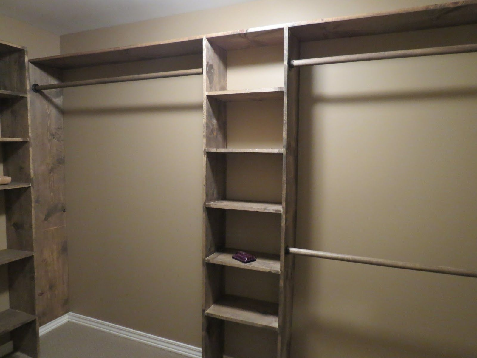 Walk In Closets No More Living Out Of