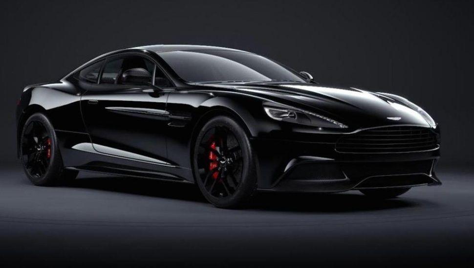 2015 Aston Martin Vanquish Carbon Edition Pictures Digital Trends Aston Martin Vanquish Aston Martin New Aston Martin
