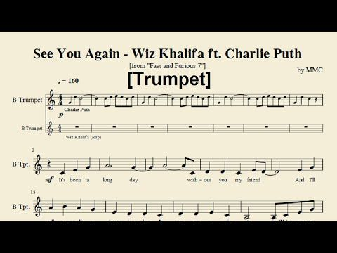 See You Again By Wiz Khalifa Ft Charlie Puth Played By