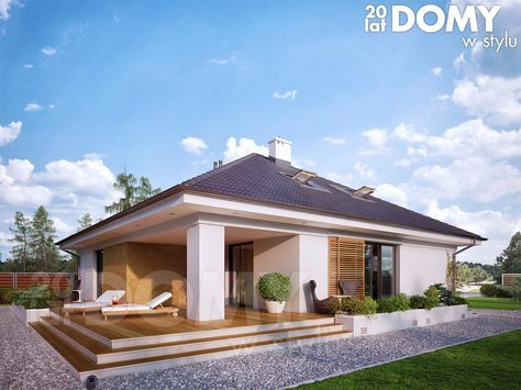 Decyma 7 projekt domu