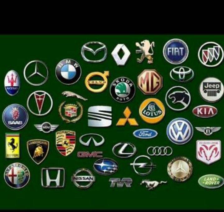 Fabbulouslit Car Logo Earrings Car Logos Pinterest Car Logos - Car signs and namescar logos with wings azs cars