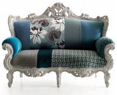 Sillones estilo vintage living sillones muebles muebles modernos y muebles vintage - Sillones antiguos restaurados ...