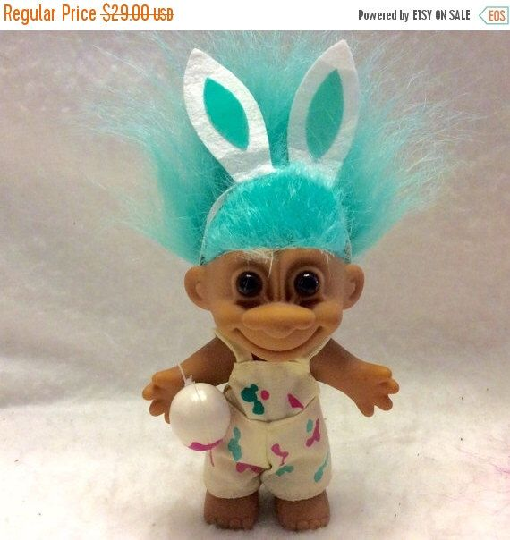 A personal favorite from my Etsy shop https://www.etsy.com/listing/270676751/15-percent-sale-vintage-russ-easter