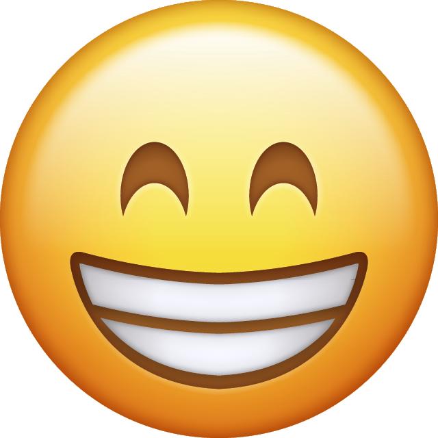 Happy Emoji Download Iphone Emojis Ios Emoji Emoji Faces Emoticons Emojis