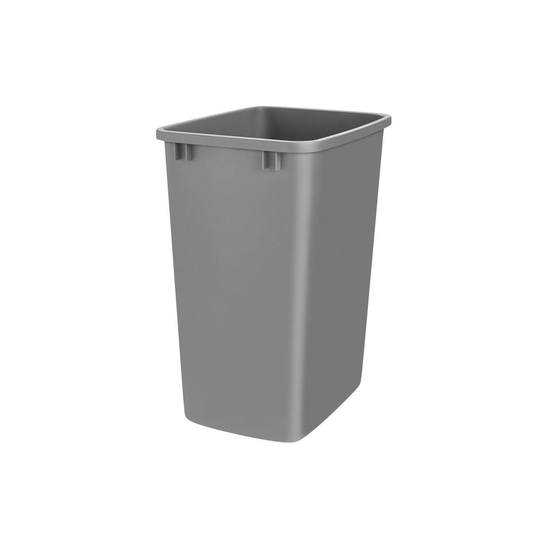 Garbage Can Garbage Can Ideas Garbage Can Garbagecan Silver