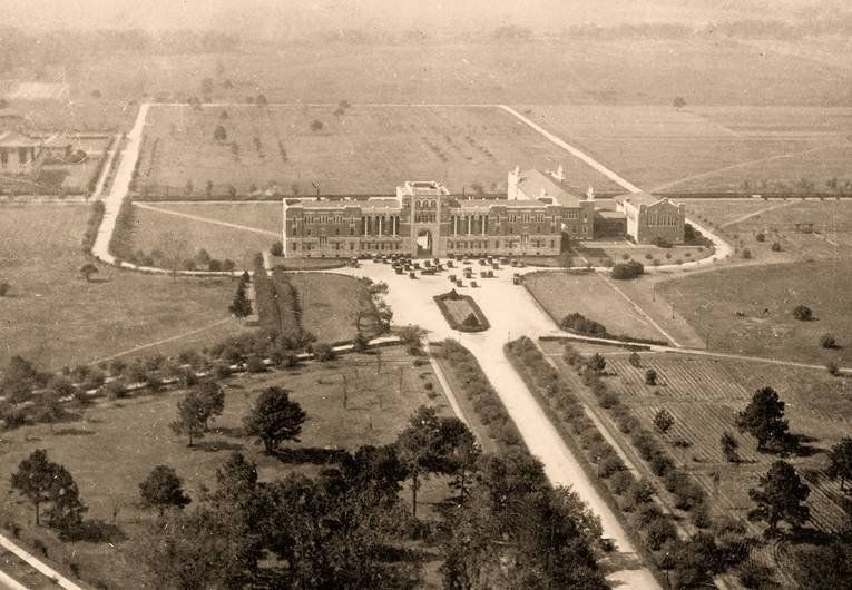 Photo of The vision of William Marsh Rice becomes a university after his untimely death in 1900