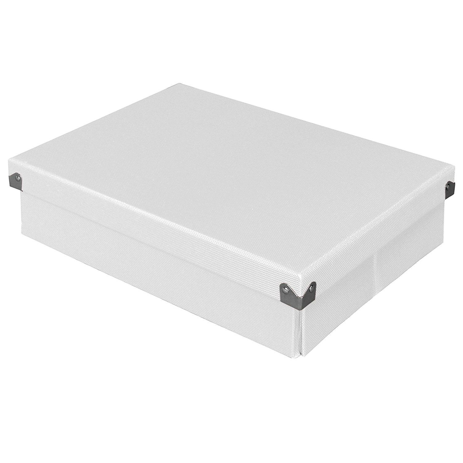 Decorative Document Storage Boxes Amazon Pop N' Store Decorative Storage Box With Lid