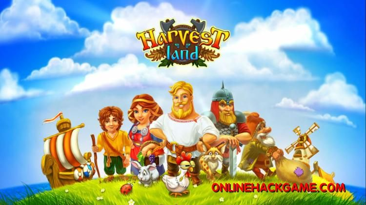 Harvest Land Hack Cheats Unlimited Crystals | Online Hack Game in