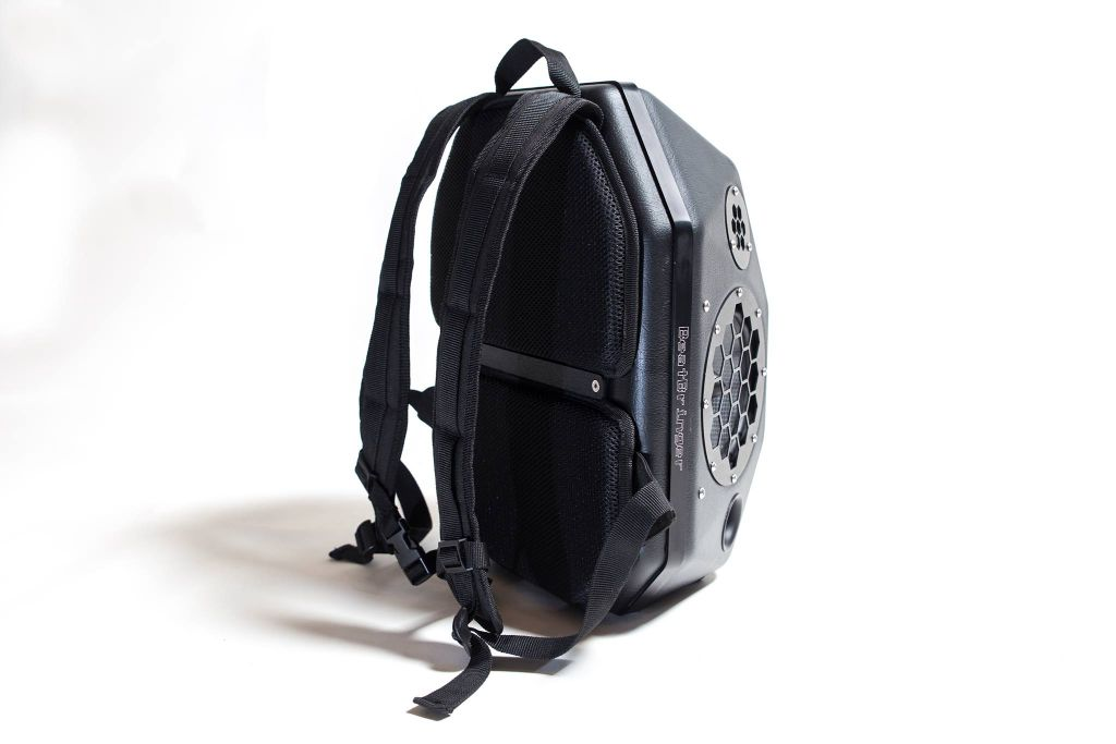 c955233fe7 The BeatBringer is the perfect portable speaker backpack for playing music  at any party