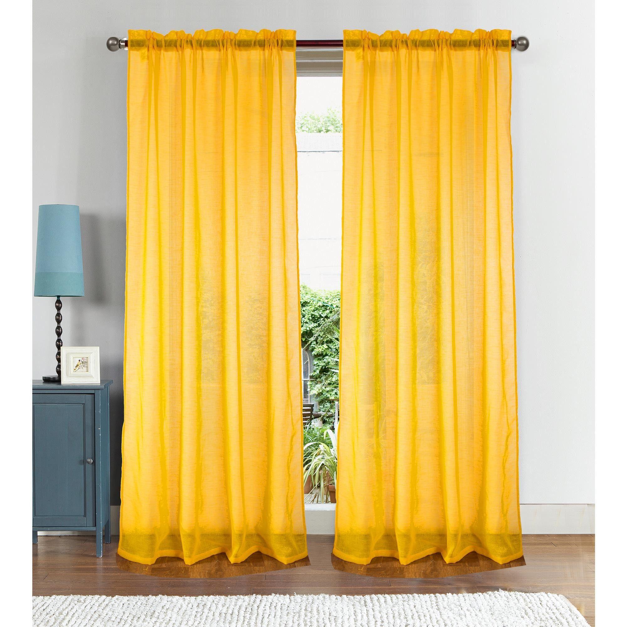 Rt designers astro rod pocket window curtain panel x rod