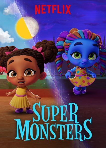 Monster Haus Reviews Super Monsters Monster Famous Monsters Netflix