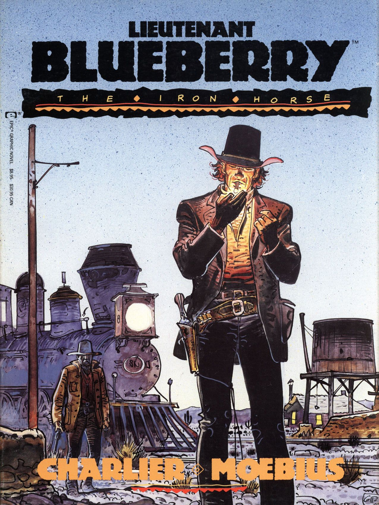 Best Western Comic Ever!!! - Blueberry by Jean Giraud