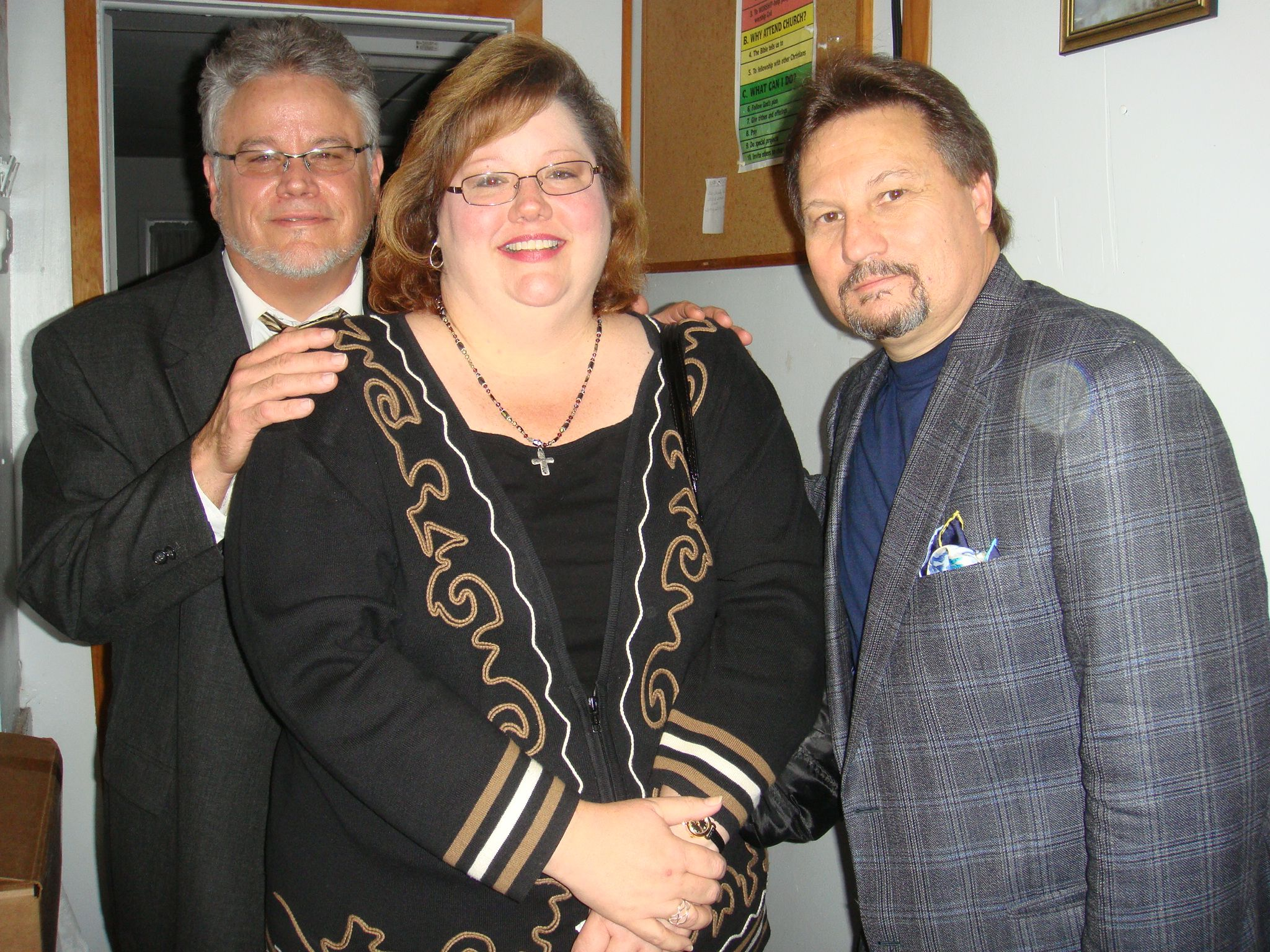 meeting evangelist donnie swaggart was so humbling