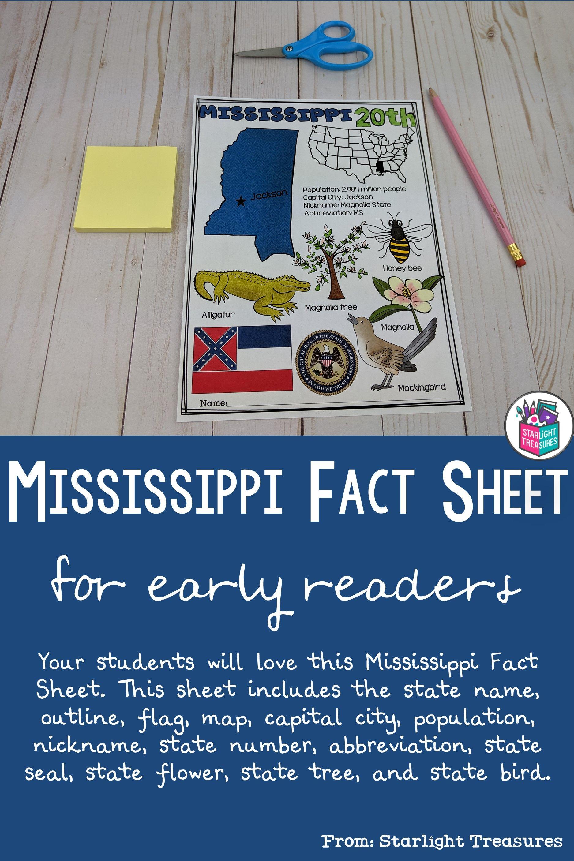 Mississippi Fact Sheet