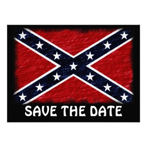 Funny Redneck Wedding Invitation