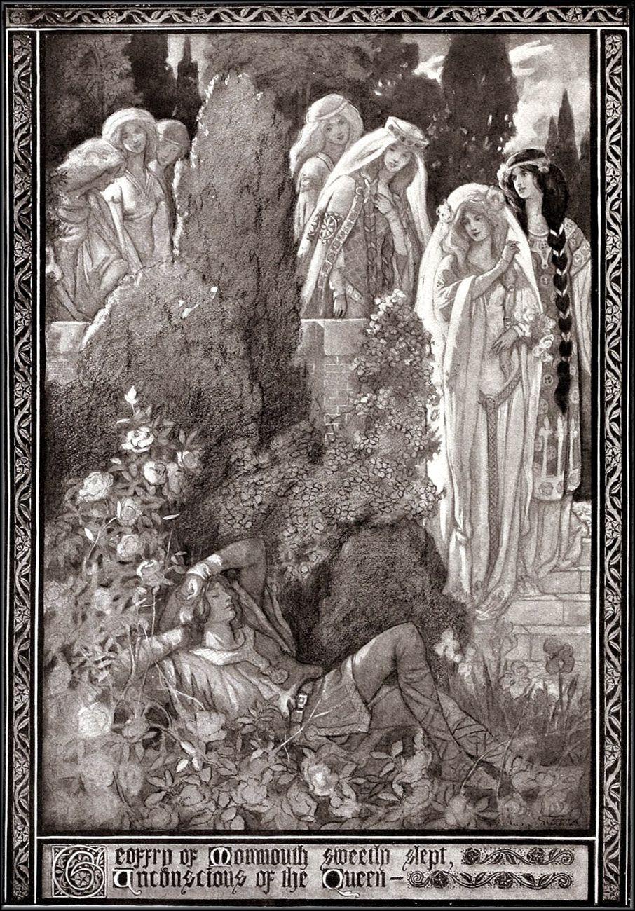Art by Beatrice Stevens (1906).