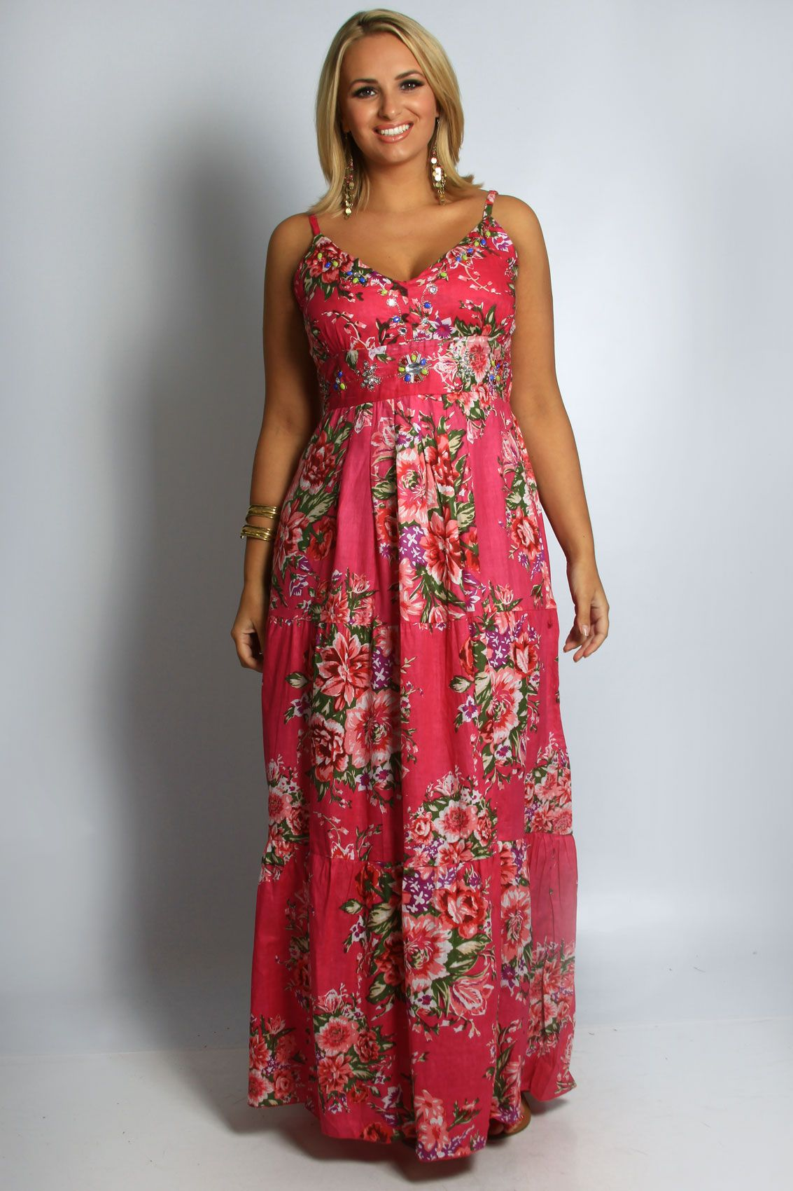 Cheap plus size maxi dresses uk | Good style dresses | Pinterest ...