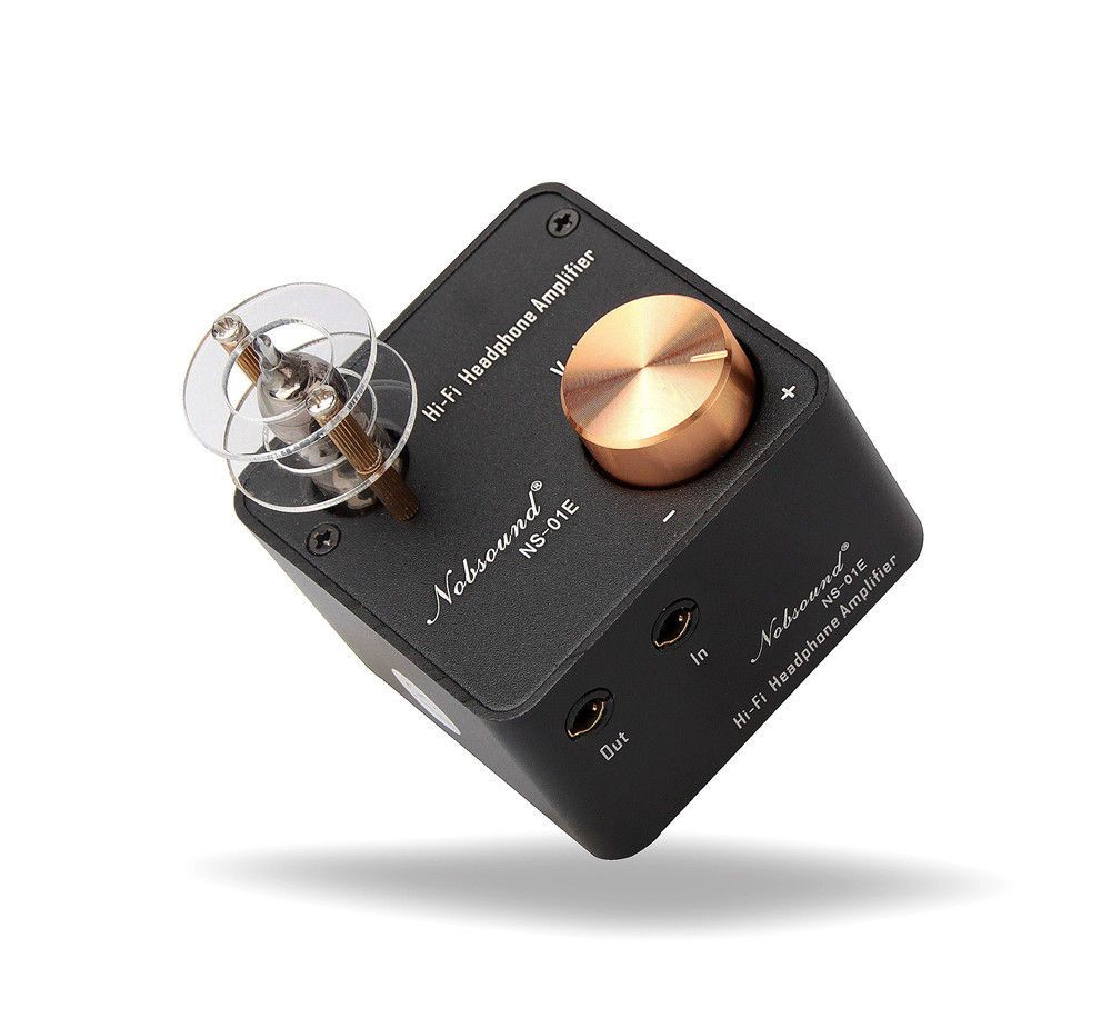 47 Only The World Smallest Vacuum Tube Headphone Amplifier Hi Fi Stereo Amp Audio Preamp Black Ebay Small
