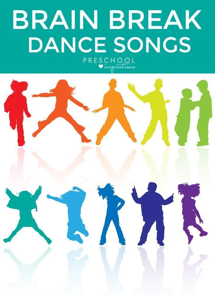 Dance songs for kids preschool circle time songs kids