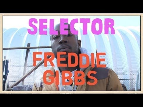 Selector: Freddie Gibbs Discusses Projects for 2013