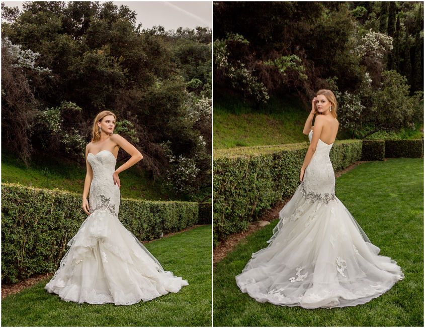 7624d930b4228 Styled Shoot: Lace and Luxe | Enzoani | Kennedy Wedding Dress | 2016 ...