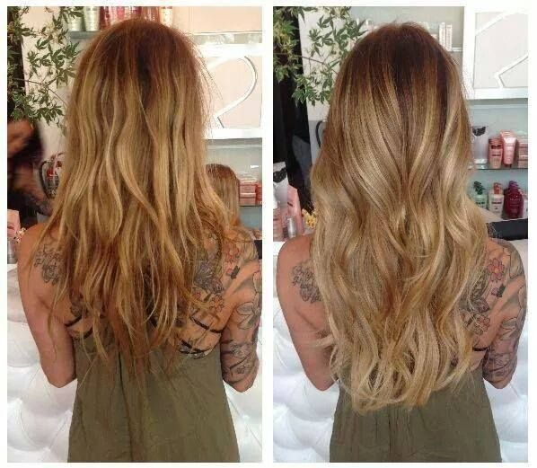 Hair extensions before and after micro loop by me hair gorgeous before after using great lengths hair extensions shared by san antonio specialty salon pmusecretfo Choice Image