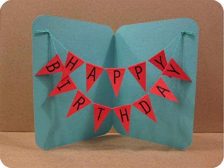Image Result For Diy Birthday Card From Kids Greetings Cards