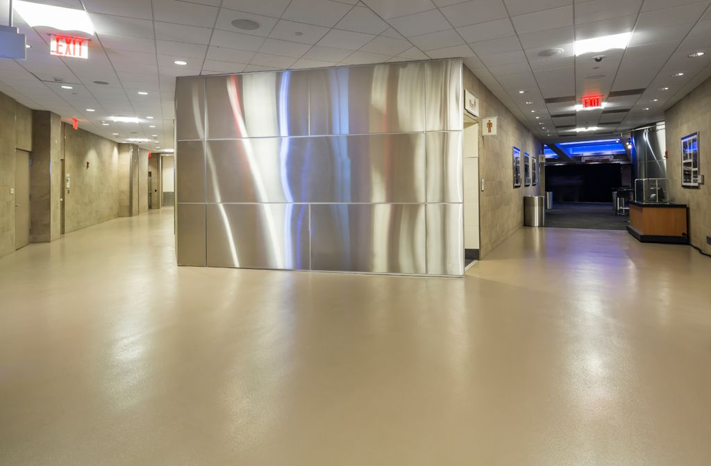 Stonshield Slt Was Specified For The Escalator Towers At Madison