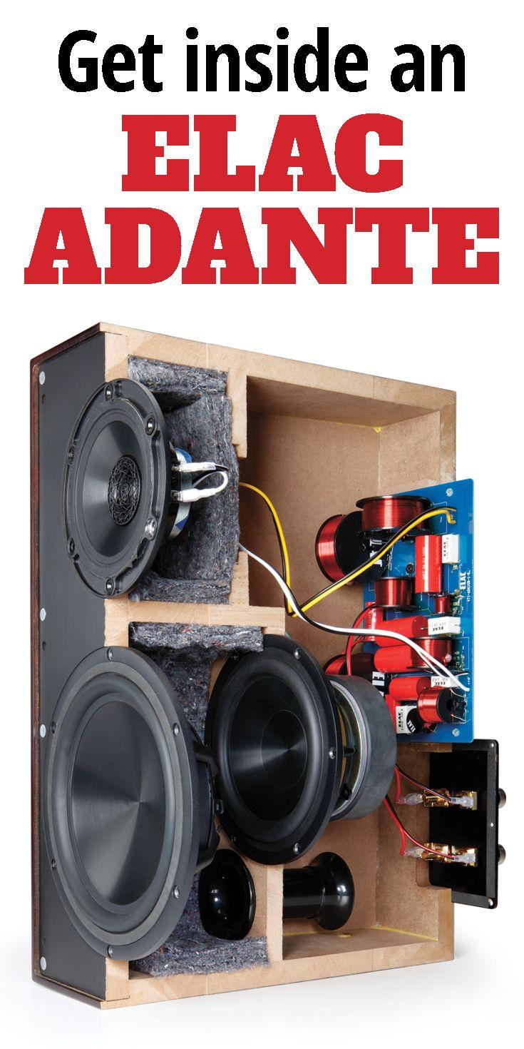 Andrew Jones speakers Q&A in 2018   Crutchfield Labs   Pinterest   Speaker  design, Audio and Diy speakers